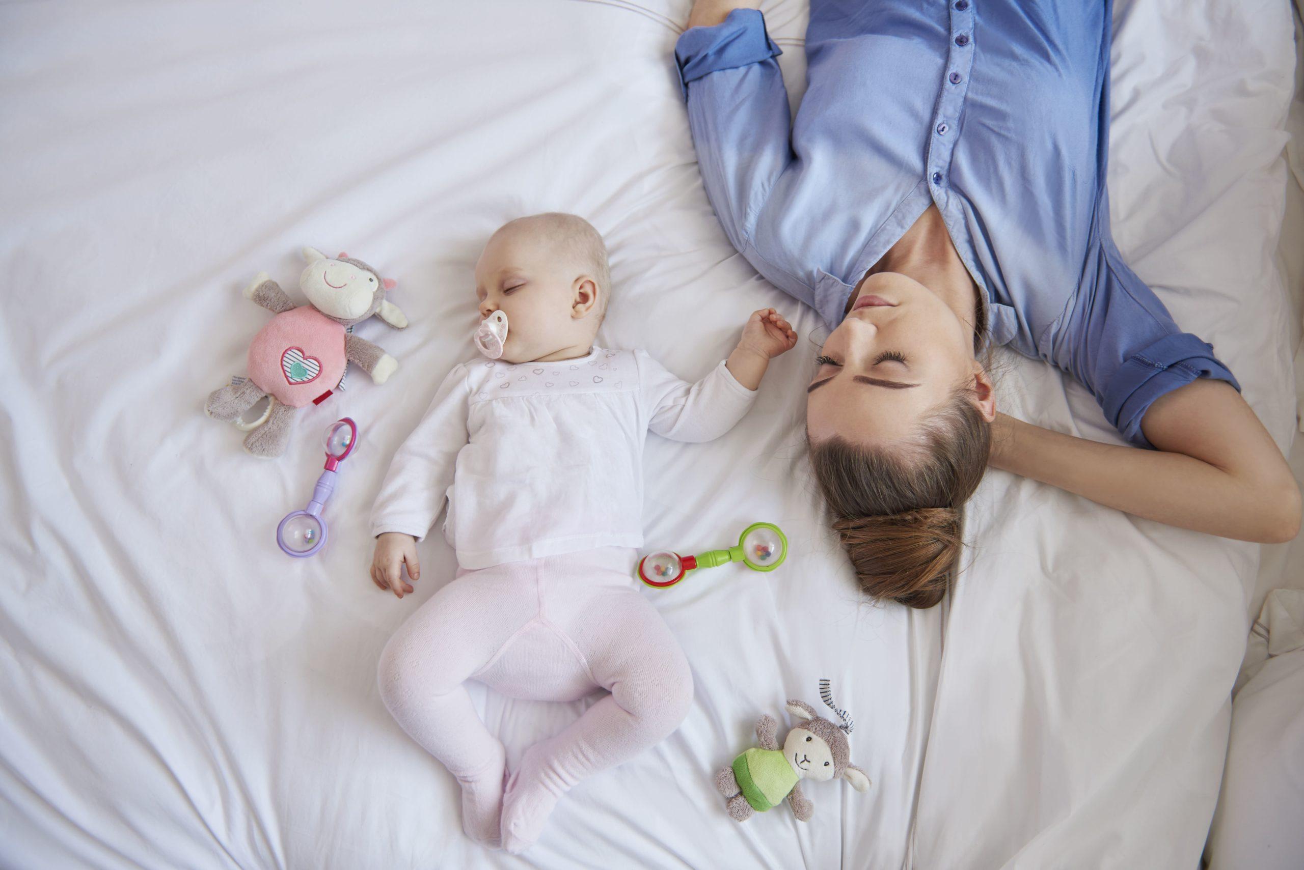 Секреты сна для молодой мамы