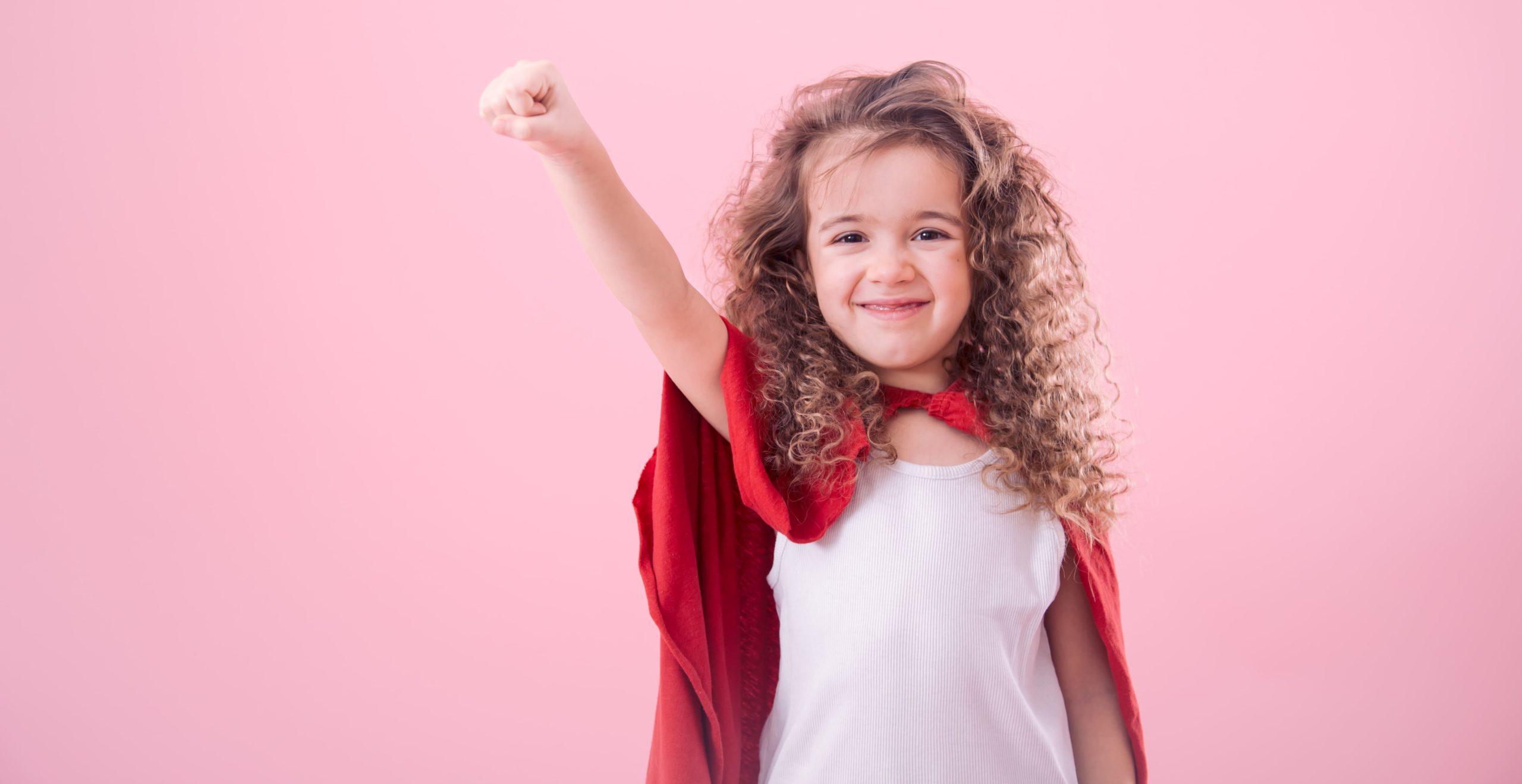 Как помочь ребенку иметь собственное я?