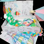 Коробка по подписке для детей Шары Каппадокии