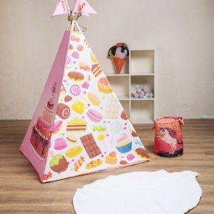 Вигвам для детей Сладкая палатка