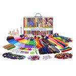 Детская коробка для творчества «Библиотека творчества»