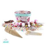 Детская творческая коробка Набор для мороженого