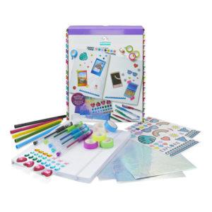 Творческая коробка для детей Фотоальбом ценные моменты